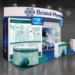 дизайн выставочного стенда Bristol
